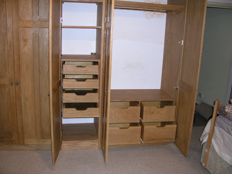Incredible Interior detail of oak wardrobes showing solid oak pull out storage  765 x 574 · 330 kB · jpeg
